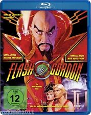 Flash Gordon [Blu-ray] Jones, Sam J., Muti, Ornella, Sydow, Max v  * NEU & OVP *
