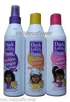 Dark and Lovely Beautiful Beginnings Kids Ouchless Detangler,Moisturizer.