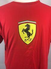 Ferrari Official Large Shirt Nice High Quality Red Fernando Alonso