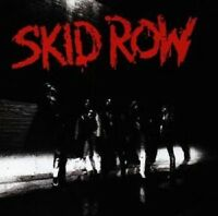 "SKID ROW ""SKID ROW"" CD NEUWARE"