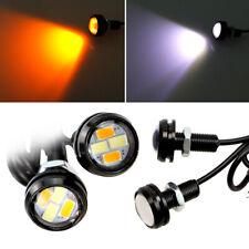 10X Daytime Runing lights Eagle Eyes 23mm Fog Lamp Turn Reversing Signal lights