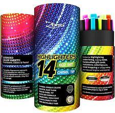 Highlighters Assorted Colors Highlighter Marker Pens Pack  Large Value Pack Zenz