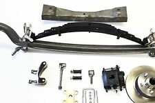 HOT ROD I BEAM  FRONT SUSPENSION INCLUDES AUSTRALIAN ENG APPROVAL INCLUDE 4 BARS