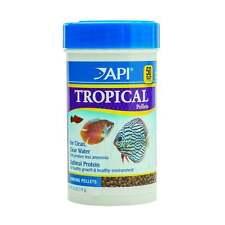 API Tropical Aquarium Fish Food Pellets 117g