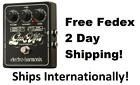New Electro-Harmonix EHX Good Vibes Analog Modulator Guitar Effect Pedal for sale