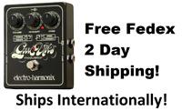 New Electro-Harmonix EHX Good Vibes Analog Modulator Guitar Effect Pedal