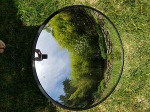 """26"""" Round Convex Security Mirror. Safety, Business,Garage,Office Supplies."""