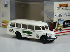 TOP: Brekina Starline Österreich Steyr 380 Puch Haflinger Kundendienst in OVP