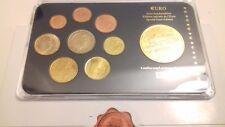 Luxembourg Coffret série Euros neuve + medaille Collector Rare ***Promo*** ✔