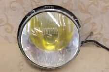 "USED GENUINE S.I.E.M 5.1/2"" HEADLIGHT UNIT VINTAGE FIAT LANCIA ALFA ROMEO"
