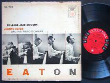 JOHNNY EATON College Jazz: Modern LP COLUMBIA CL 737 US 1955 6-EYE DG MONO
