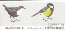 Norwegen MH3 (kompl.Ausg.) gestempelt 1980 Vögel