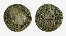 pcc2057) PAVIA - Galeazzo II Visconti (1359-1378) - Grosso da un soldo e mezzo