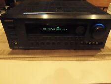 Onkyo TX SR603X 7.1 Channel 630 Watt AV Receiver