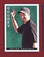 WAYNE GRETZKY 2015 Goodwin Champions #4 UPPER DECK