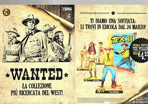 Brochure TEX 3d (collezione statuine centauria)