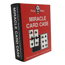 Mms Miracle Card Case by Royal Magic - Magic Trick