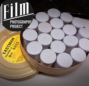 35mm Film - Eastman Double-X BW - 19 Roll Gift Pack (in an authentic film can!)