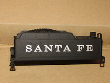SANTA FE TENDER SHELL WITH LADDER, LIGHT HO SCALE BY IHC USED AND NICE