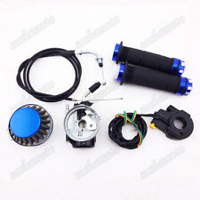 Carburetor Air Filter Throttle Grips Cable Switch 50cc 60 80cc Gas Bicycle Bike
