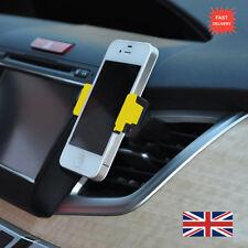 Supports de GPS jaunes pour téléphone mobile et PDA Samsung