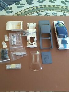 vintage model car parts