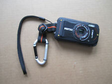 Pentax Optio W90 digital camera - dustproof and waterproof to 6 meters