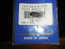 NOS Honda 79-82 HONDA CBX Keihin Carburetor Carb Float Needle 18-8953