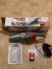 Black & Decker AV1205 12V (Aspirador Portatil Auto)