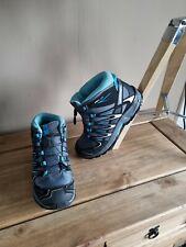 Salomon Clima Sheild Waterproof Boots Contagrip Sole Uk 5