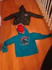 LOT OF 2 BOYS SIZE SMALL HOODIES DISNEY AND KIDZ CLUBHOUSE IN GOOD SHAPE