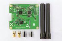 Duplex MMDVM Hotspot Support P25 DMR YSF for Raspberry Pi + 2pcs Antenna