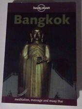 Lonely Planet Travel Guide  Bangkok  Like New