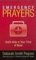 Emergency Prayers, Paperback by Pegues, Deborah Smith, Brand New, Free shippi...