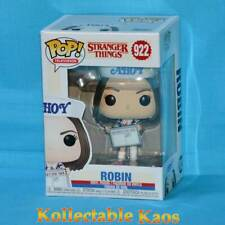 Funko Pop Stranger Things Season 3 Robin Scoops Ahoy Toy Figure #922 47203