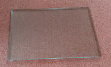 Glasplatte, Glasbodenplatte, Funkenschutzplatte ca. 70 x 45 cm
