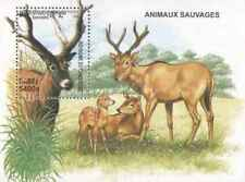 Timbre Animaux Cambodge BF161 ** année 1999 lot 19913