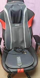 2 In 1 Homedics Back And Neck Shiatsu Massager With HEAT