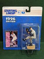 Starting Lineup 1996 Edition - David Cone W/ Prestige Pitchers Card