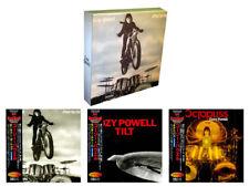 "COZY POWELL ""Over The Top"" Japan Mini LP 3 CD Box Black Sabbath Rainbow"