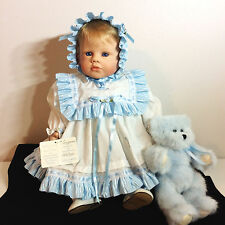SUZANNE Lloyd Middleton Royal Vienna Doll Collection Signed # 149/300
