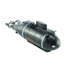 Mini RC Submarine Remote Control 6 Channels Electric Diving Ship Boat Kids Toys
