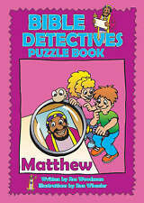 Bible Detectives Matthew (Activity)-ExLibrary