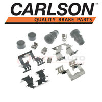 Carlson Front Disc Brake Hardware Kit for 2003-2006 Lincoln Navigator Pad fc
