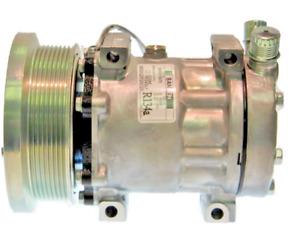 NEW SANDEN Compressor AGCO SPRAYER 9103 TERRAGATOR AG719144 RE68372 AG522391