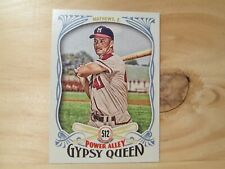 2016 Topps Gypsy Queen Autos Relics Sp and Other Inserts $0.99-$35.00
