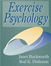 Exercise Psychology by Dishman, Rod K. Hardback Book The Fast Free Shipping