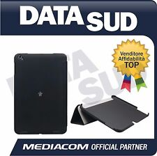 CASE FOR TABLET ORIGINALE MEDIACOM SMARTPAD MX 10/I2 10 NERA CUSTODIA M-FC1HI2MX