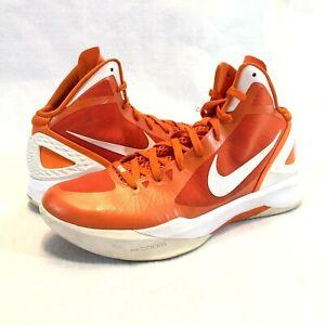 Nike Hyperdunk 2011 Flywire Zoom Athletic Sneakers 454143-800 Men's US Size 11