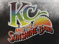KC and the Sunshine Band Self Titled s/t Debut 1975 vinyl LP 1st Pressing SEALED